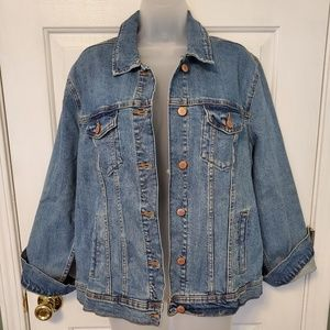 New Old Navy jean jacket